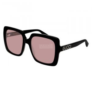 Gucci GG0418S Sunglass WOMAN ACETATO GG0418S-002-54