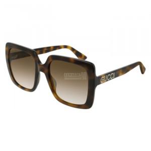 Gucci GG0418S Sunglass WOMAN ACETATO GG0418S-003-54