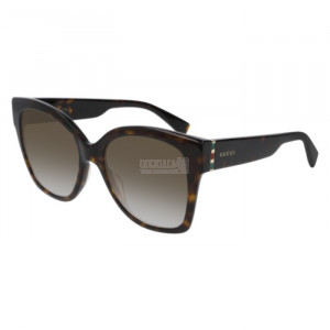 Gucci GG0459S Sunglass WOMAN ACETATO GG0459S-002-54