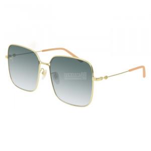 Gucci GG0443S Sunglass WOMAN METALLO GG0443S-004-60