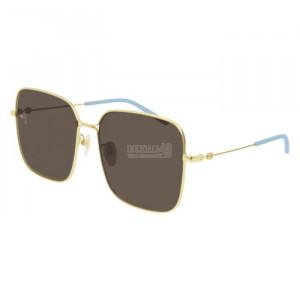 Gucci GG0443S Sunglass WOMAN METALLO GG0443S-002-60
