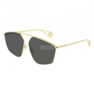 Gucci GG0437SA Sunglass WOMAN METALLO GG0437SA-002-60
