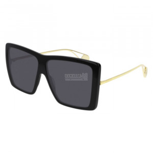 Gucci GG0434S Sunglass WOMAN ACETATO GG0434S-001-61