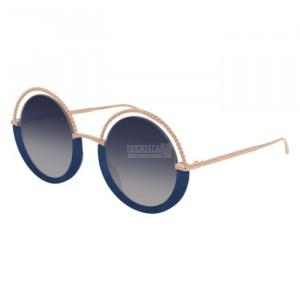 Boucheron BC0084S Sunglass WOMAN METALLO BC0084S-003-53