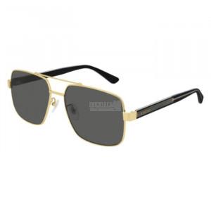 Gucci GG0529S Sunglass MAN METALLO GG0529S-001-60
