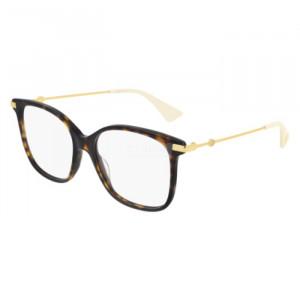 Gucci GG0512O Optical Frame WOMAN ACETATO GG0512O-002-52
