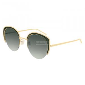 Boucheron BC0096S Sunglass WOMAN METALLO BC0096S-003-53